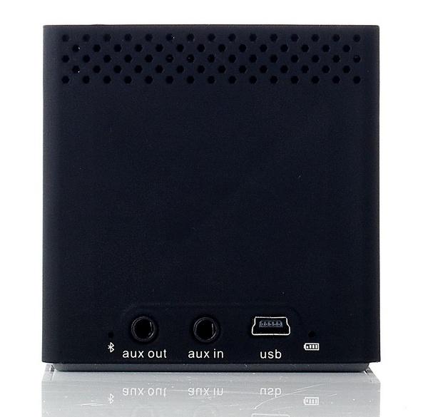 bem Wireless Mobile Speaker back