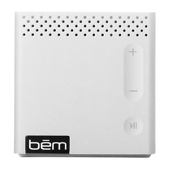 bem Wireless Mobile Speaker white
