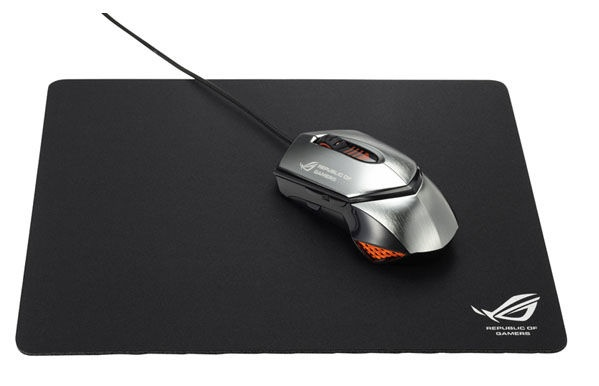 Asus GX1000 Eagle Eye Gaming Mouse mouse pad