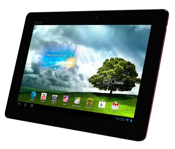 Asus MeMO Pad Smart 10.1-inch Tablet angle