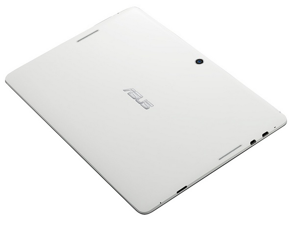 Asus MeMO Pad Smart 10.1-inch Tablet white back
