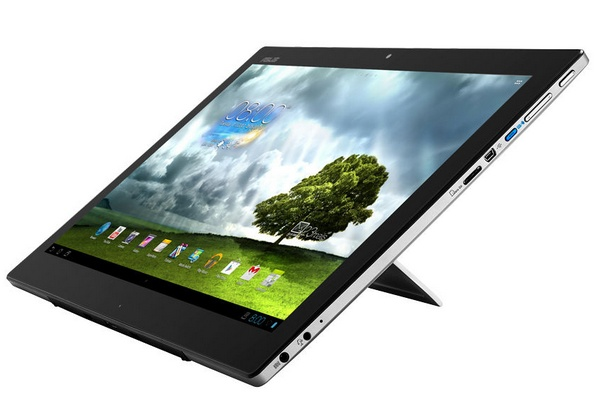 Asus Transformer AiO P1801 with Detachable Tablet stand