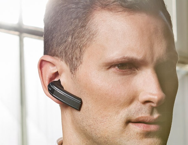 BlueAnt Q3 Bluetooth Headset now Available in use