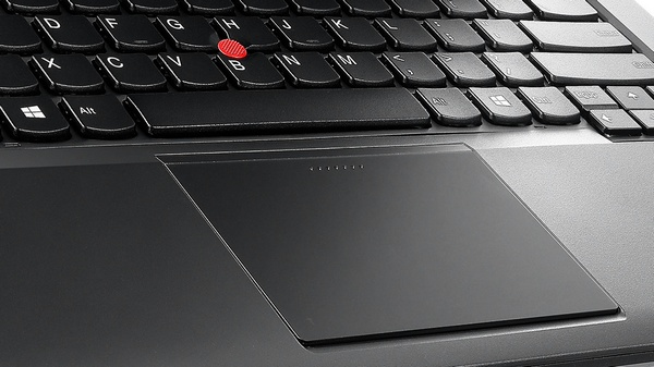 Lenovo ThinkPad T431s Ultrabook with a Streamlined Design touchpad