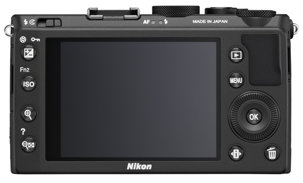 Nikon CoolPix A packs DX-format sensor in Pocket Size back
