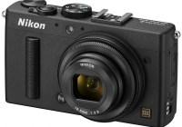 Nikon CoolPix A packs DX-format sensor in Pocket Size black angle
