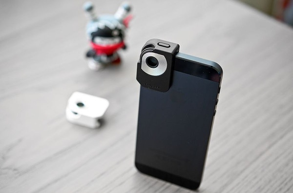 Trygger Polarizing Filter Clip for iPhone 5 black