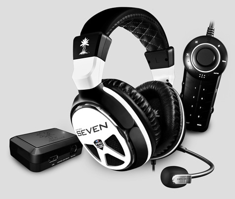Turtle Beach Ear Force XP Seven Gaming Headset