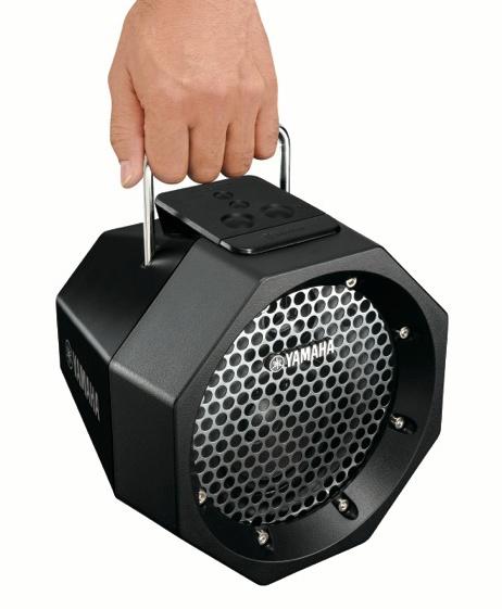 Yamaha PDX-B11 Portable Bluetooth Speaker handle
