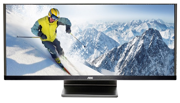 AOC Q2963PM 29-inch 21-9 IPS Display front