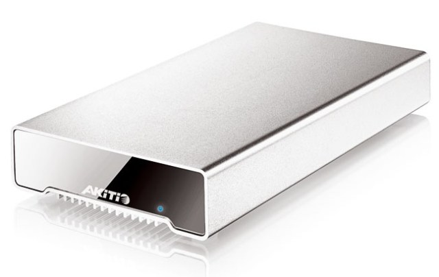 Akitio 256 GB Neutrino Thunderbolt External SSD