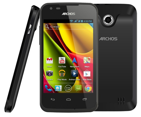 Archos 35 Carbon Android Smartphone