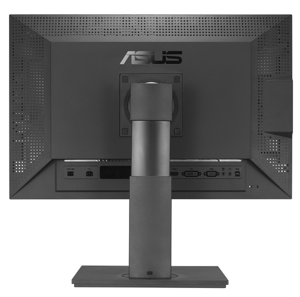 Asus ProArt PA249Q Pre-calibrated Professional IPS LCD Display back