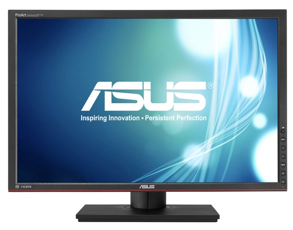 Asus ProArt PA249Q Pre-calibrated Professional IPS LCD Display front