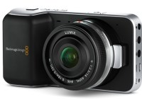 Blackmagic Pocket Cinema Camera uses Micro Four Thirds Mount