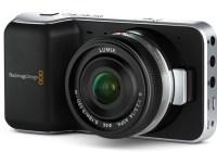 Blackmagic Pocket Cinema Camera uses Micro Four Thirds Mount
