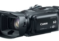 Canon VIXIA HF G30 Camcorder angle