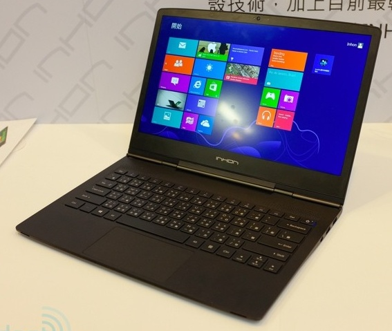 Inhon Blade 13 Carbon is the World's Thinnest and Lightest Notebook