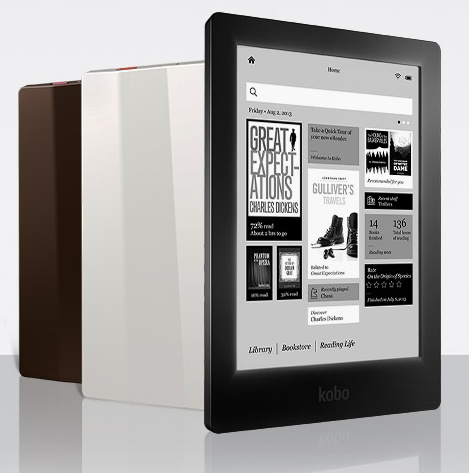 Kobo Aura HD Limited Edition E-book Reader 1