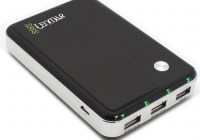 Lenmar Helix 11,000mAh Portable Battery with 3 USB Ports 1
