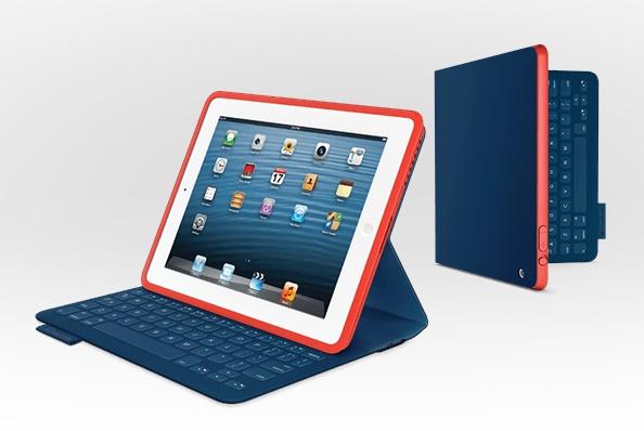 Logitech FabricSkin Keyboard Folio for iPad
