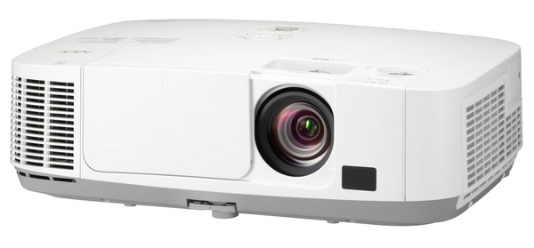 NEC P401W, P451X, P451W and P501X Entry-level Installation Projectors 1