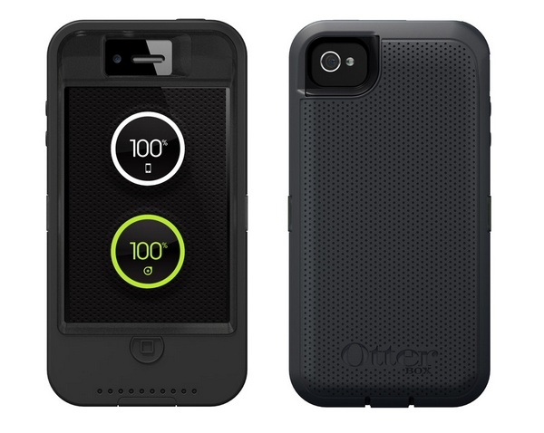 OtterBox Defender Series with iON Intelligence iPhone 44S Battery Case 1