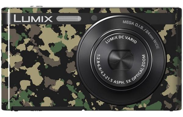 Panasonic LUMIX DMC-XS1PZK16