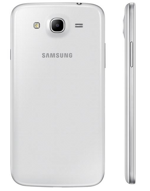 Samsung GALAXY Mega 5.8 Android Phablet back side