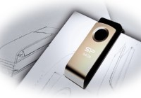 Silicon Power Touch T825 Clippable USB Flash Drive