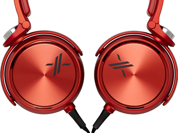 Sony X Headphone MDR-X05 red
