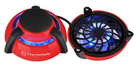 Thermaltake GOrb II Laptop Cooling Ball red