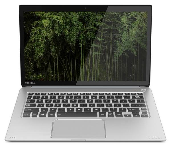 Toshiba KIRAbook Premium Ultrabook with 13.3-inch PixelPure front