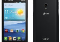 Verizon LG Lucid 2 android smartphone back