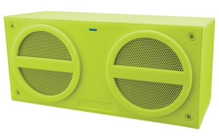 iHome iBT24 Bluetooth Rechargeable Stereo Mini Speaker