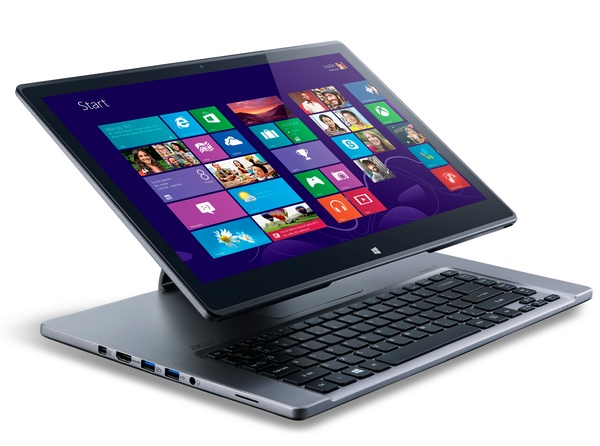 Acer Aspire R7 Notebook with Flexible Ezel Hinge 2