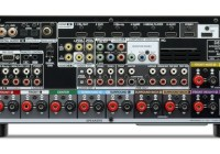 Denon AVR-X4000 7.2-channel Network Receiver back inputs