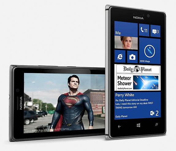 Nokia Lumia 925 Windows Phone 1