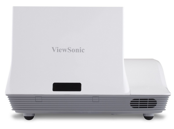 ViewSonic PJD8653ws and PJD8353s Projectors front