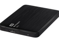 WD My Passport Ultra USB 3.0 Portable Hard Drive black