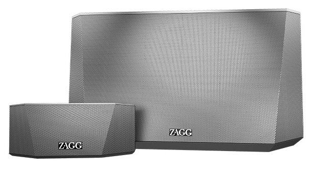 ZAGG Origin Two-in-One Speaker System front