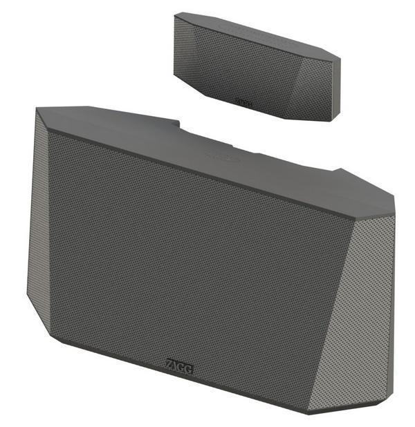 ZAGG Origin Two-in-One Speaker System