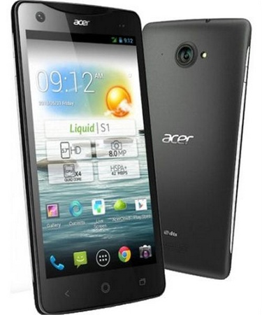 Acer Liquid S1 is a 5.7-inch Phablet 1