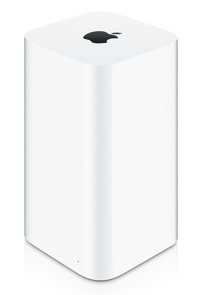 Apple AirPort Extreme and AirPort Time Capsule 1