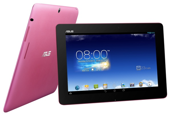 Asus MeMO Pad FHD 10 Android Tablet pink