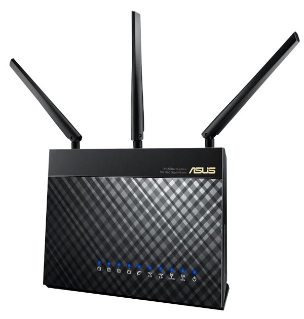 Asus RT-AC68U AC1900 router