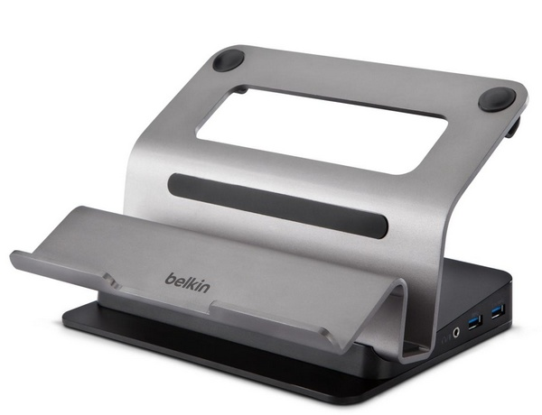 Belkin USB 3.0 Dual Video Docking Stands for Ultrabooks
