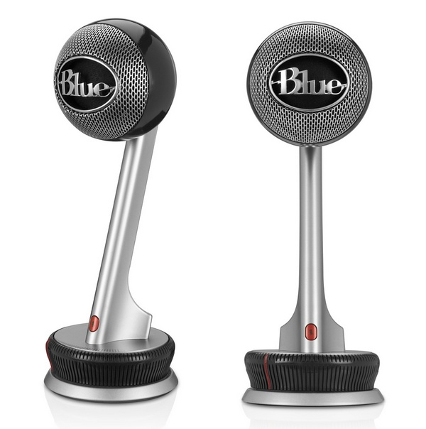 Blue Microphone Nessie Adaptive USB Microphone