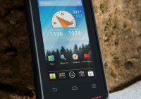 Garmin Monterra Outdoor Handheld GPS Device runs Android and gets WiFi 1