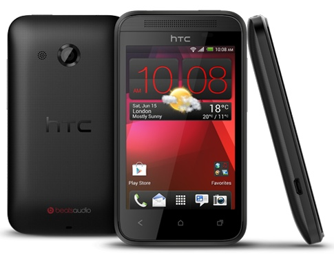 HTC Desire 200 Entry-level Smartphone